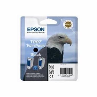 Sada originálných cartridge EPSON T007 (Čierna)