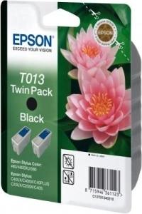 Sada originálných cartridge EPSON T013 (Čierna)