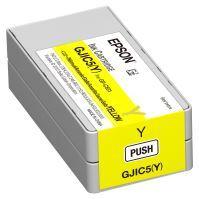 Originálna cartridge EPSON GJIC5(Y) (C13S020566) (Žltá)