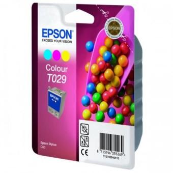 Originálna cartridge EPSON T029 (Farebná)