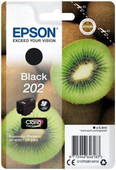 Originálná cartridge EPSON č. 202 (T02E1) (Čierna)