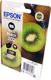 Originálna cartridge EPSON č. 202 (T02F1) (Foto čierna)