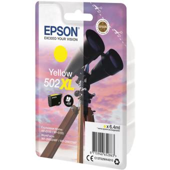 Originálna cartridge Epson 502 XL Y (T02W4) (Žltá)