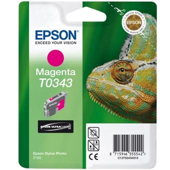 Originálna cartridge EPSON T0343 (Purpurová)