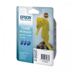 Sada originálných cartridge EPSON T048B