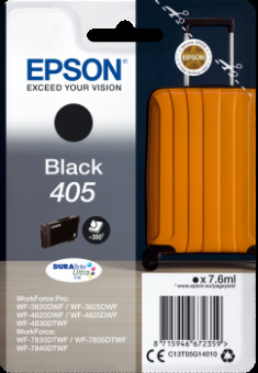 Originálna cartridge EPSON č. 405 (T05G1) (Čierna)