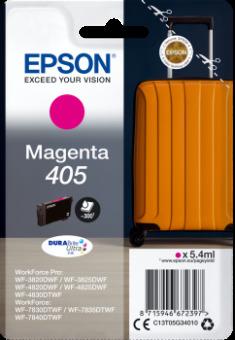 Originálna cartridge EPSON č. 405 (T05G3) (Purpurová)