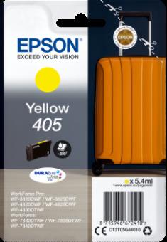 Originálna cartridge EPSON č. 405 (T05G4) (Žltá)