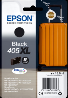 Originálná cartridge EPSON č. 405 XL (T05H1) (Čierna)