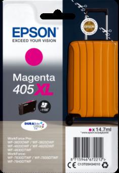 Originálná cartridge EPSON č. 405 XL (T05H3) (Purpurová)