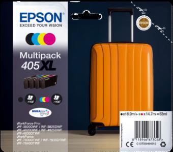 Sada originálných cartridge EPSON č. 405 XL (T05H6)