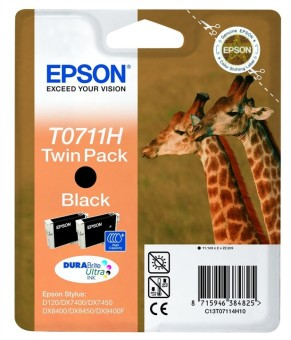 Sada originálných cartridge EPSON T0711H