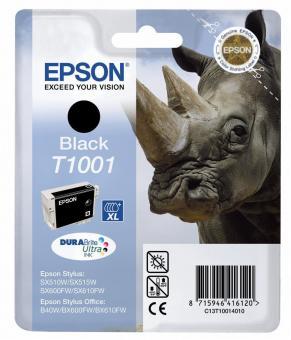 Originálna cartridge EPSON T1001 (Čierna)