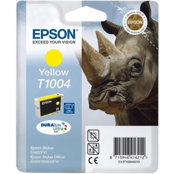 Originálna cartridge EPSON T1004 (Žltá)