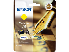 Cartridge do tiskárny Originálna cartridge EPSON T1624 (Žltá)