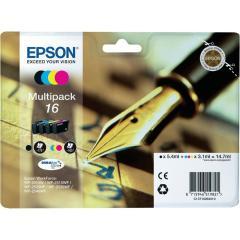 Sada originálných cartridge EPSON T1626 - obsahuje T1621-T1624