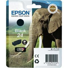 Cartridge do tiskárny Originálna cartridge EPSON T2421 (Čierna)