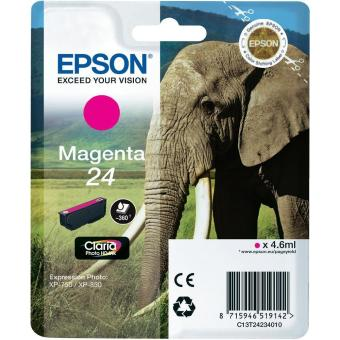 Originálna cartridge EPSON T2423 (Purpurová)