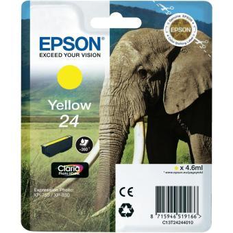 Originálna cartridge EPSON T2424 (Žltá)