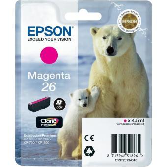 Originálna cartridge EPSON T2613 (Purpurová)