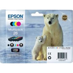 Sada originálných cartridge EPSON T2616 - obsahuje T2601-T2612/3/4