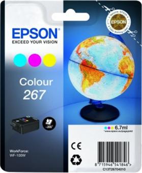 Originálna cartridge EPSON T2670 (Farebná)
