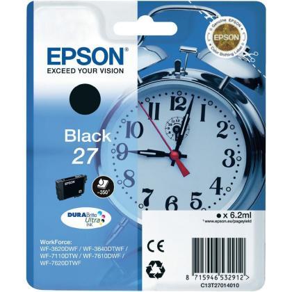 Originálna cartridge EPSON T2701 (Čierna)