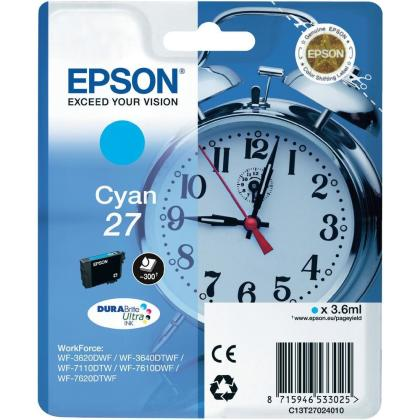 Originálna cartridge EPSON T2702 (Azúrová)