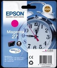Cartridge do tiskárny Originálna cartridge EPSON T2703 (Purpurová)