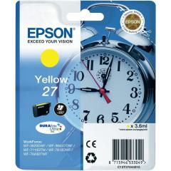 Cartridge do tiskárny Originálna cartridge EPSON T2704 (Žltá)