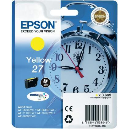 Originálna cartridge EPSON T2704 (Žltá)