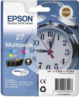 Sada originálných cartridge EPSON T2705 - obsahuje T2702-T2704