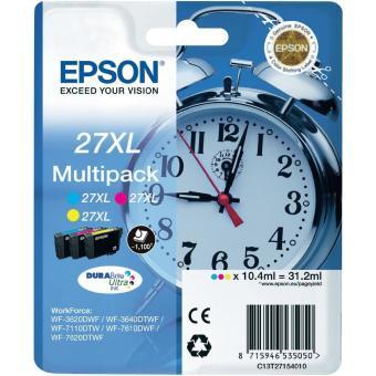 Sada originálných cartridge EPSON T2715 - obsahuje T2712-T2714