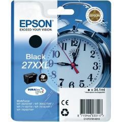 Cartridge do tiskárny Originálna cartridge EPSON T2791 (Čierna)