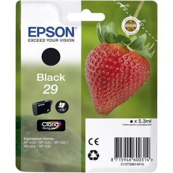 Originálna cartridge EPSON T2981 (Čierna)