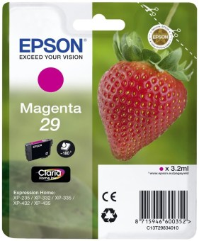 Originálna cartridge EPSON T2983 (Purpurová)