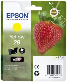 Originálna cartridge EPSON T2984 (Žltá)