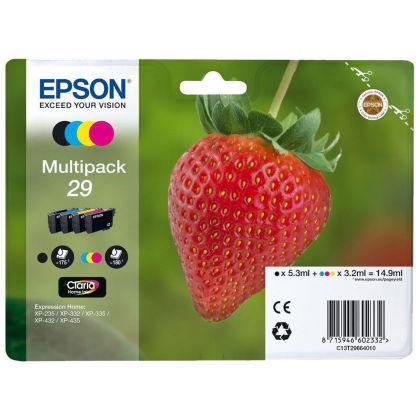 Sada originálných cartridge EPSON T2986 - obsahuje T2981-T2984