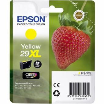Originálna cartridge EPSON T2994 (Žltá)
