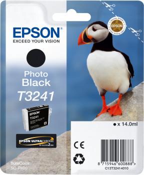 Originálna cartridge EPSON T3241 (Foto čierna)