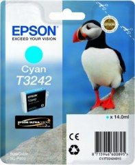 Cartridge do tiskárny Originálna cartridge EPSON T3242 (Azúrová)
