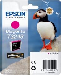 Cartridge do tiskárny Originálna cartridge EPSON T3243 (Purpurová)