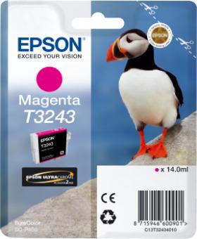 Originálna cartridge EPSON T3243 (Purpurová)