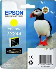 Cartridge do tiskárny Originálna cartridge EPSON T3244 (Žltá)