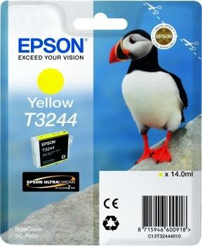 Originálna cartridge EPSON T3244 (Žltá)
