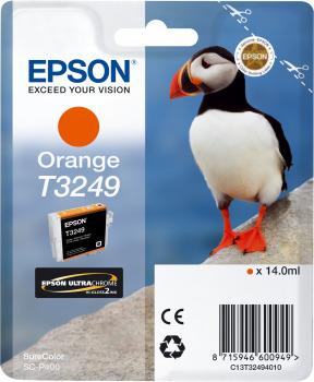 Originálna cartridge EPSON T3249 (Oranžová)
