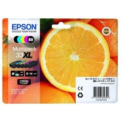 Sada originálných cartridge EPSON T3357 - obsahuje T3351-T3364