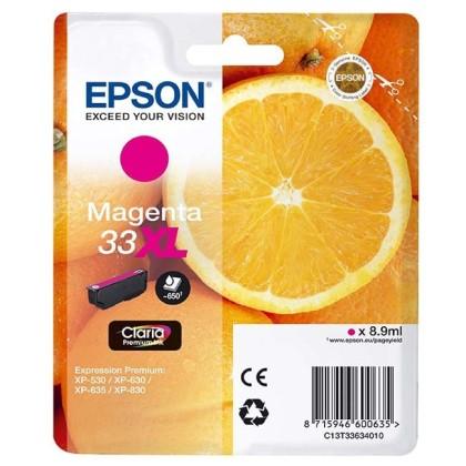 Originálna cartridge EPSON T3363 (Purpurová)