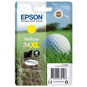 Originálna cartridge EPSON T3474 (Žltá)