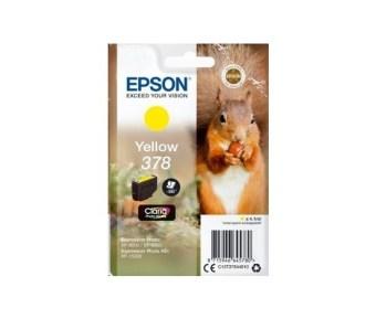 Originálná cartridge EPSON č. 378 (T3784) (Žltá)